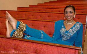 Kathak Dancer Smita