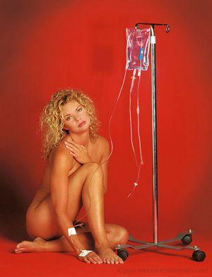 Playboy Playmate Rebekka Armstrong