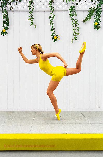 Dancer Paris Wages in Ordinary Elegance 6