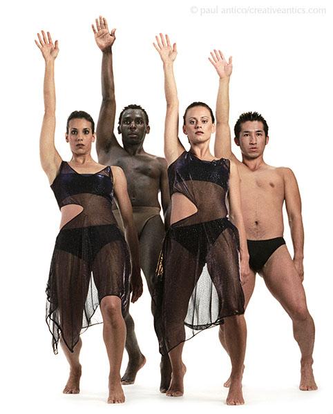 Winifred R. Harris Between Lines Dance Company