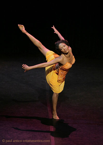 Winifred R. Harris Between Lines Dancer Adrian Young