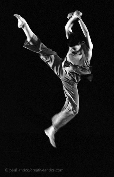 Dancer Naomi Goldberg